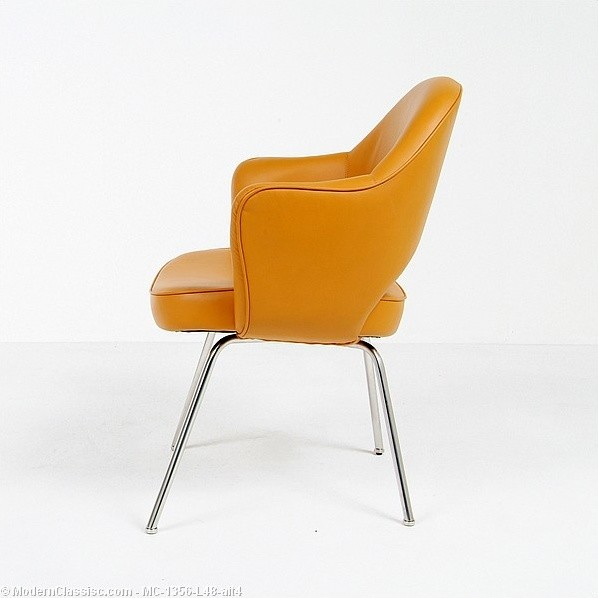 Saarinen: Arm Chair Reproduction modern-dining-chairs