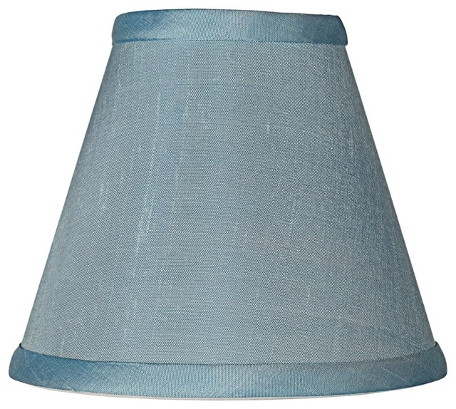 lamp shade 3x6x5 clip on traditional lamp shades by lamps plus. Black Bedroom Furniture Sets. Home Design Ideas