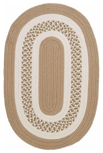 7 39 x9 39 oval large 7x9 rug cuban sand beige braided for 7x9 bathroom design