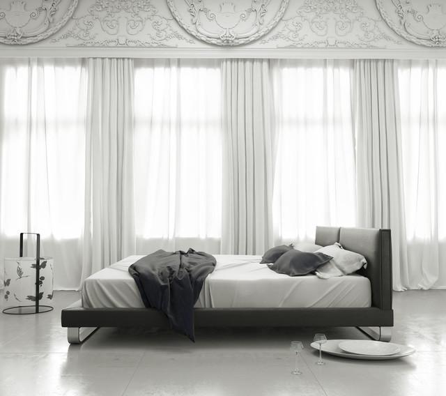 Modloft Chelsea Bed contemporary-beds