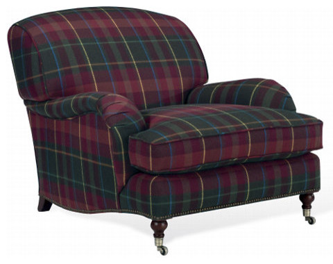 Wyland Chair Ralph Lauren Home Traditional Armchairs