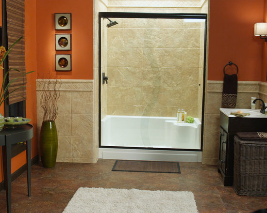 Complete Bathroom Remodeling Solutions - Autumn Glow