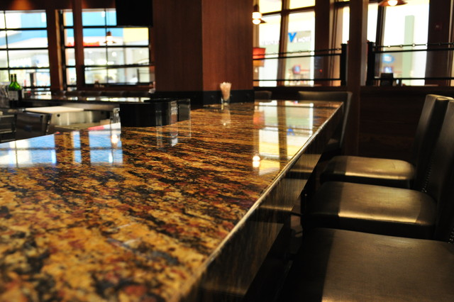 Countertop Nashville : Granite Countertops - Eclectic - nashville - by Tennessee Tile and ...