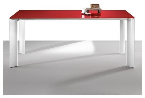 Slide Extension Table | Fiam modern-dining-tables