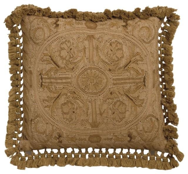 aubusson medallion cross pillow traditional-decorative-pillows