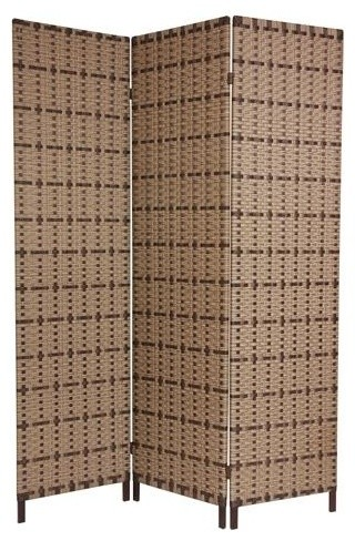 6 ft tall tropical outdoor privacy screen traditional