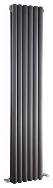Peony Double Panel - Anthracite 1500 x 383 modern-towel-bars-and-hooks