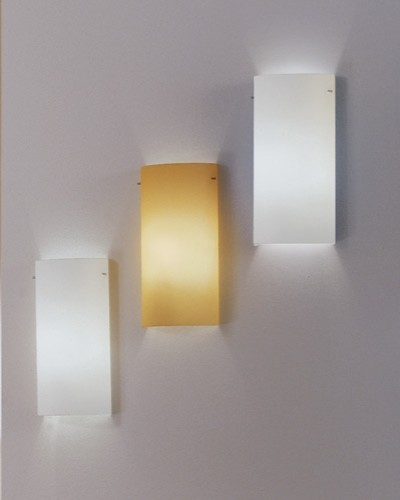 Modern Interior Wall Sconces : Aureliano Toso - Tube wall sconce - Modern - Wall Sconces - by Interior Deluxe