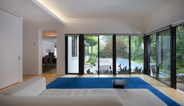 Bushman Dreyfus Architects modern-living-room