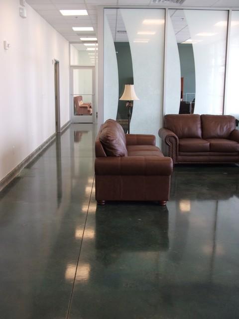 Concrete Floors Modern Flooring Dallas By
