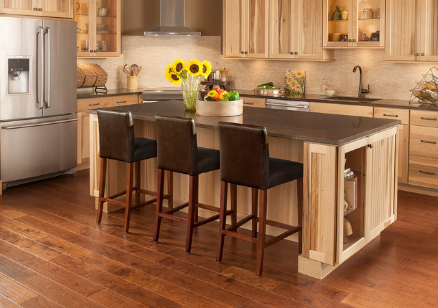 The Lodge Look: Rustic charm of Shorebrook Hickory rustic