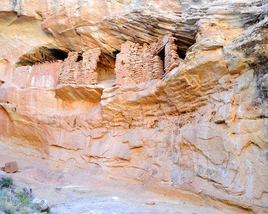 Ancient Native America - Target Indian Ruins - Cedar Mesa, Utah - Gary Whitton
