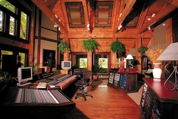 Dark Horse Recording Studio Nashville By Carpentergod
