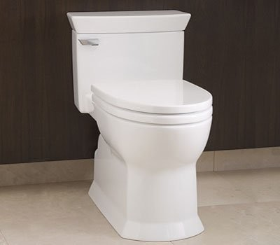 Toto Soiree Toilet - modern - toilets - other metro - by Fixture