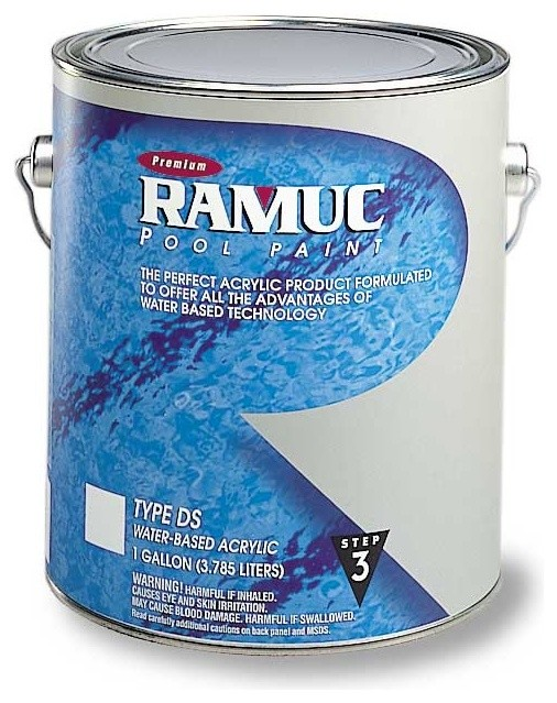 Type DS Swimming Pool Paint - Dark Blue (1 Gallon) modern-paint-and-wall-covering-supplies