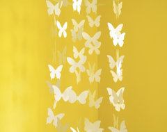 Butterfly Mobile Paper Mobile by Avis and Iris modern-baby-mobiles