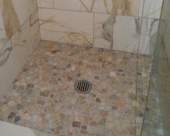 Guest Bath Remodel - Shower -