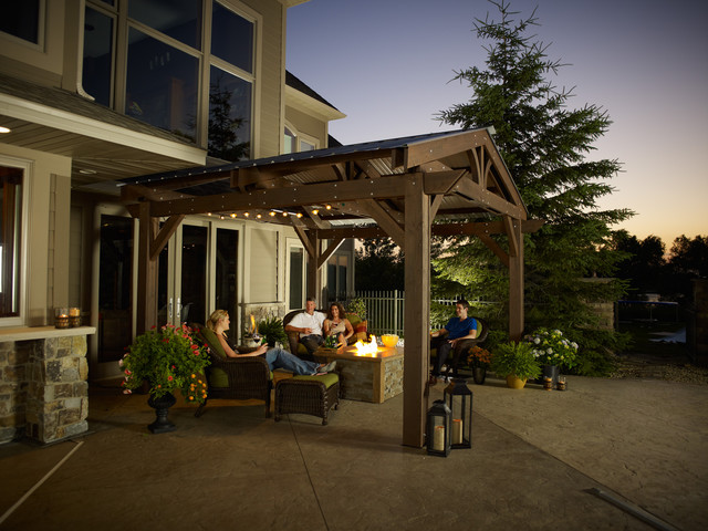 Glowing Hearth outdoor-products