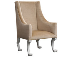 Ajax Lounge Chair eclectic-accent-chairs