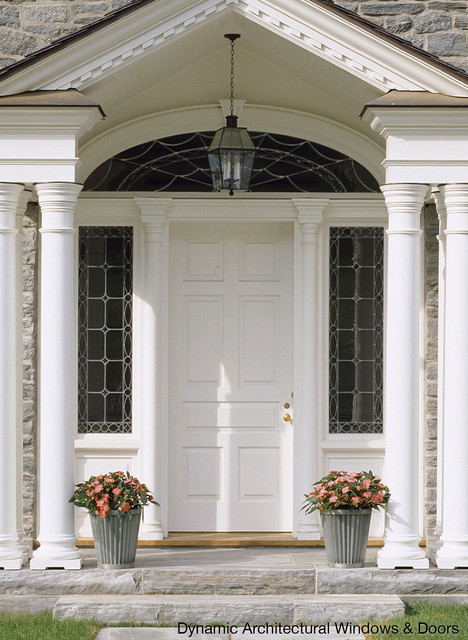 Traditional wood entry door traditional front doors for Traditional front doors
