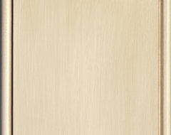 Dura Supreme Cabinetry Antique White Paint with Espresso Glaze Finish kitchen-cabinets