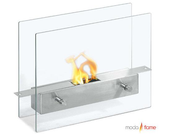 Moda Flame Ibiza Table Top Ethanol Fireplace - Ibiza Table Top Ethanol Fireplace