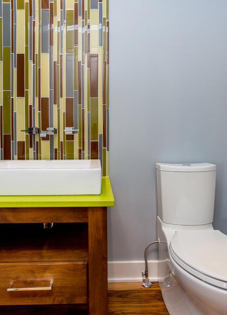 Dellwood Drive contemporary-bathroom