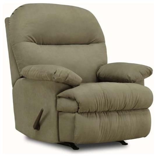 Simmons Upholstery Harper Rocker Recliner 703rr