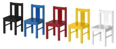 KRITTER Children's chair modern-kids-chairs