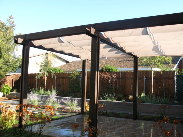 PATIO COVERS WOOD WORK