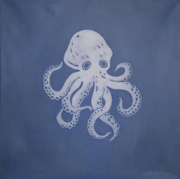 RION Furniture - Octopus - PAINT005 traditional-prints-and-posters