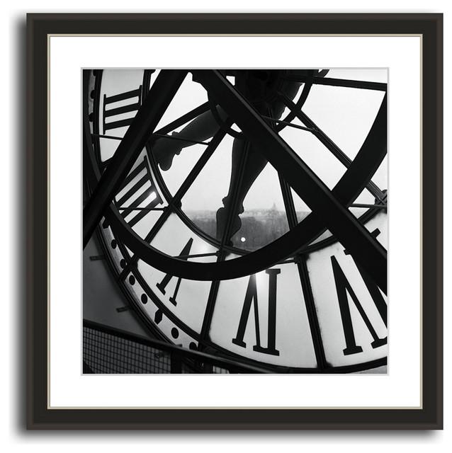 Orsay Clock modern-artwork