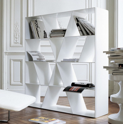 B&B Italia Shelf X Extra-Large Bookcase contemporary bookcases cabinets and computer armoires