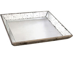 Large Roberto Glass Tray modern-serving-dishes-and-platters