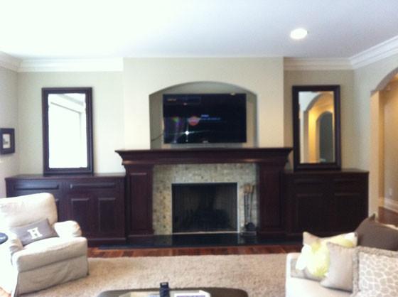 Modern Fireplace modern-indoor-fireplaces