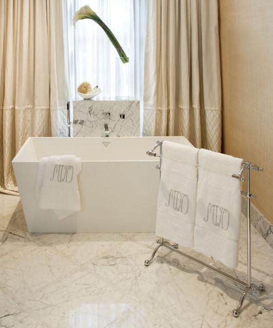 Etoile Freestanding towel rack modern-towel-racks-and-stands