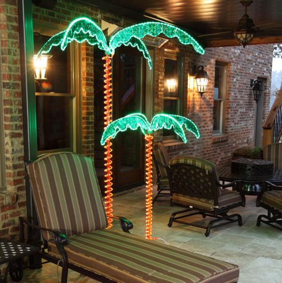 7ft LED Lighted Palm Tree