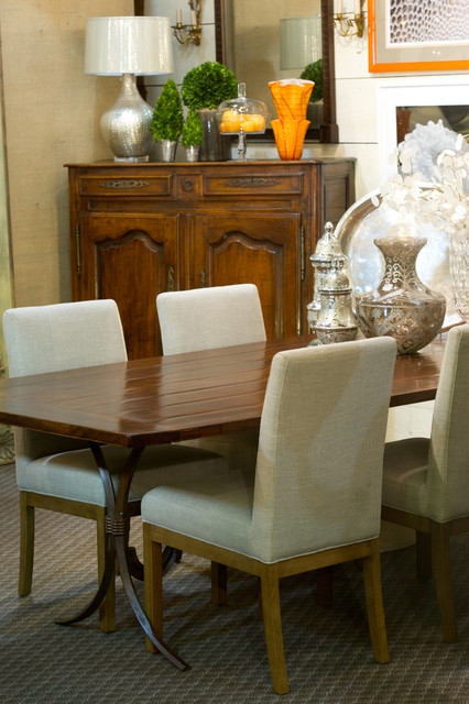 Dining Table Eclectic Dining Tables