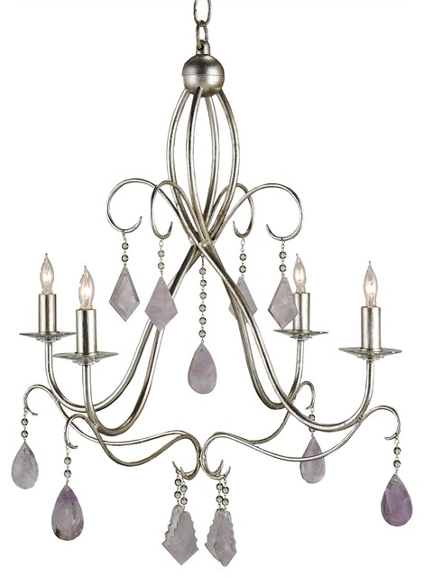 Glimmer Chandelier traditional-chandeliers