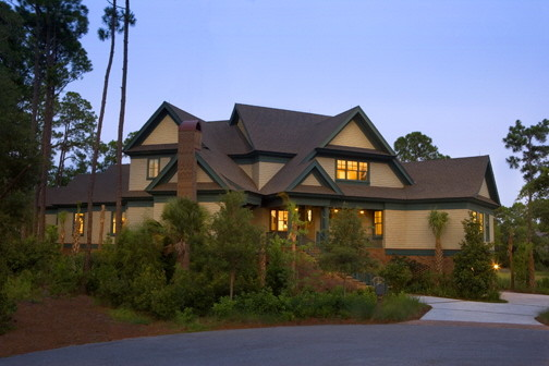 Buffington Homes Kiawah Island South Carolina Tropical
