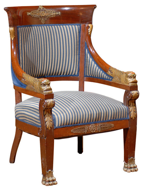 Current Inventory for Purchase - Period Empire Chair