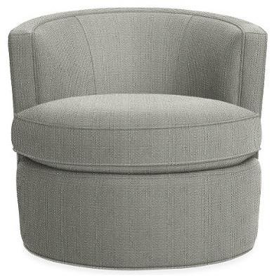 Otis Swivel Chair contemporary-chairs