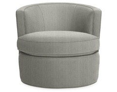 Otis Swivel Chair contemporary-chairs
