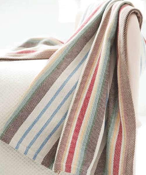Dash and albert cotton throw blanket contemporary for Dash and albert blanket