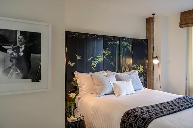 Alberni contemporary-bedroom