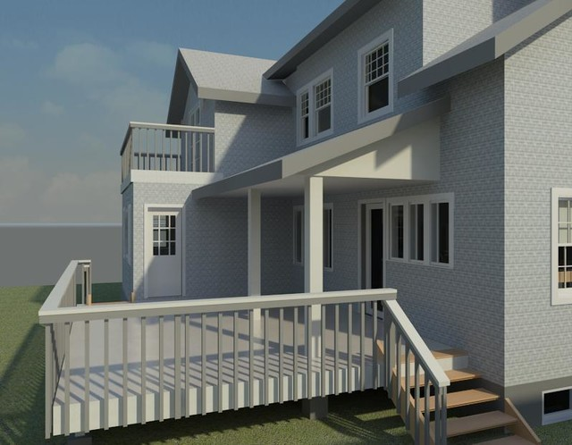 Ossining Addition rendering