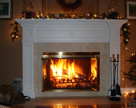 The Mantel Guy .com - Traditional Fireplace Mantel - Traditional mantel by The Mantel Guy.com
