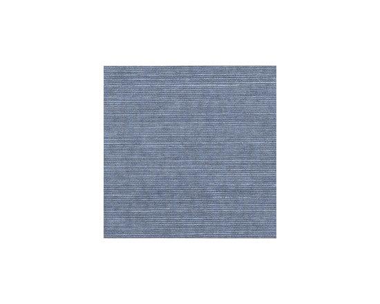 Thibaut Grasscloth Wallpaper - Wedgewood Blue -