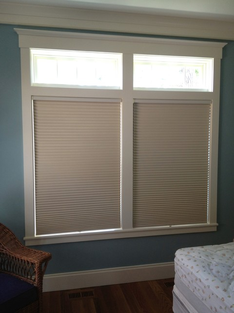 ASAP Blinds Residential Projects traditional-cellular-shades