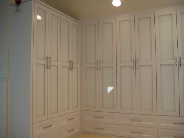 Custom Closets contemporary-closet-organizers
